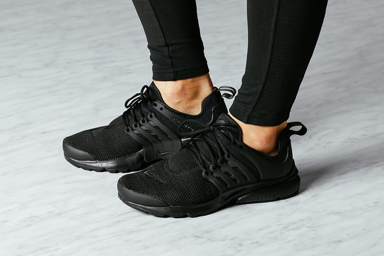 Nike Women's Air Presto Triple black