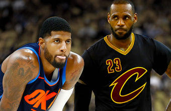 Paul George Says 'Players Have A Hard Time Playing With LeBron'