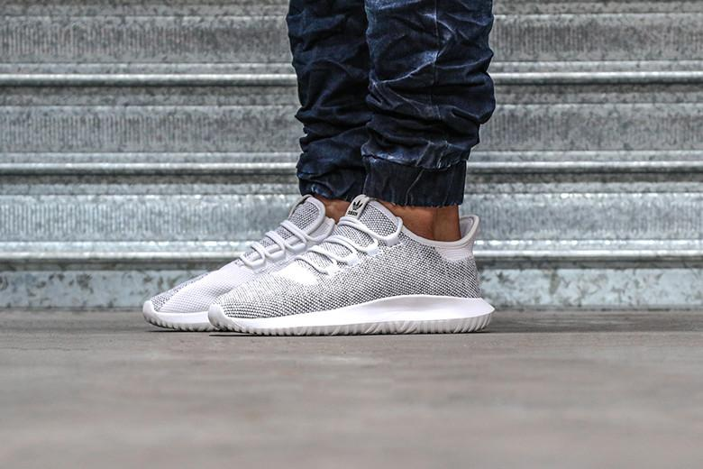 maletero presente conjunto  adidas Originals Tubular Shadow Knit White/Core Black | BB8941 | Culture  Kings US