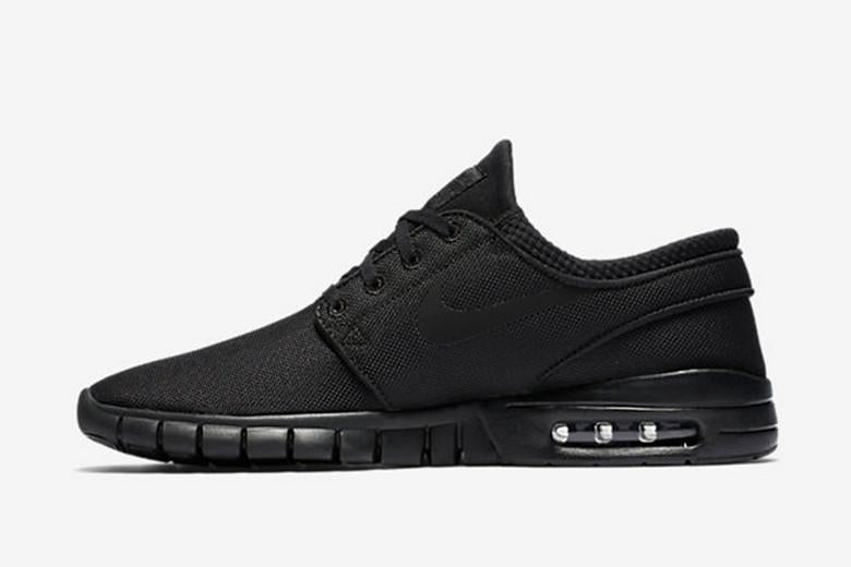 protestante diccionario solo  Nike SB Stefan Janoski Max Triple Black | Culture Kings US