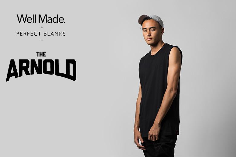 Well Made: The Arnold Tee