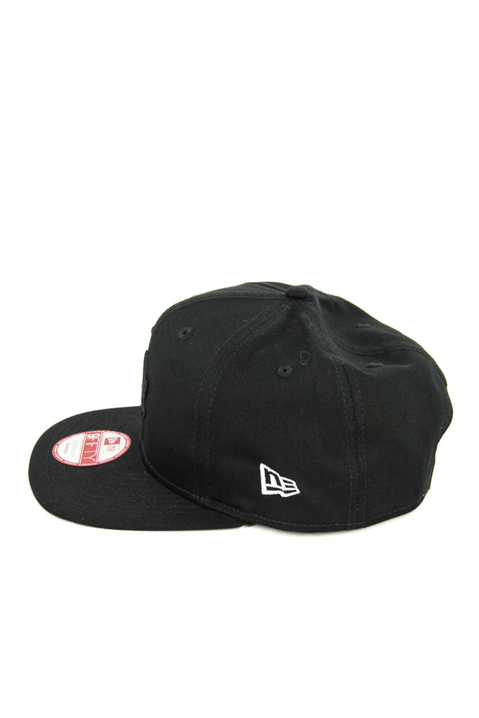 Dodgers Original Fit Snapback Black/black/whi