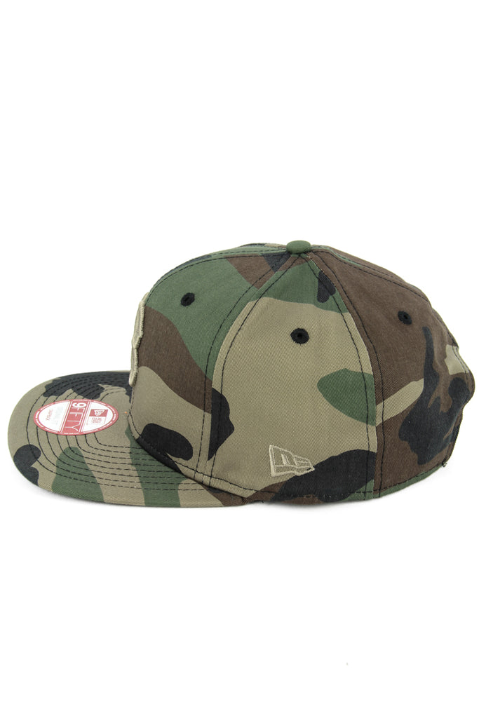 Red Sox Original Fit Snapback Camo/gold