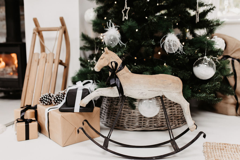 Traditional Rocking Horse Decoration