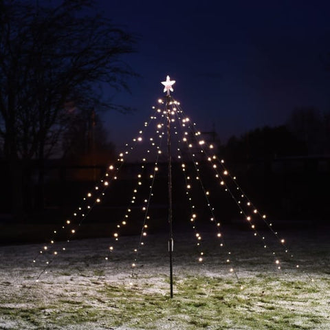 LED Outdoor Light Tree