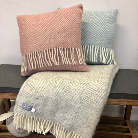 Pure New Wool Cushion