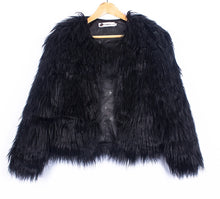Fashion Girls Fur Cape Coats