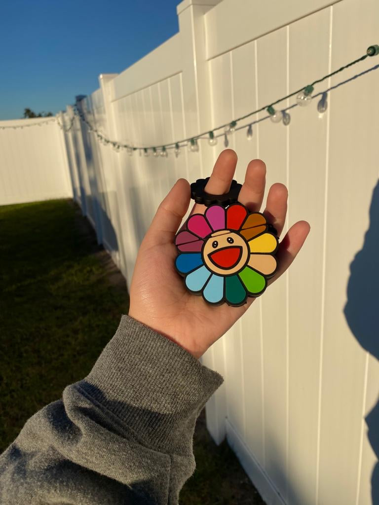 Sunflower AirPods case