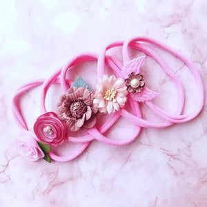Baby 5 pieces headbands