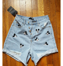Adult M&M denim short