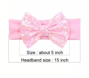 Baby & Toddler headband set