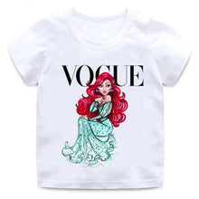 Vogue princess top