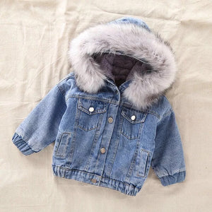 Laura Faux fur coat