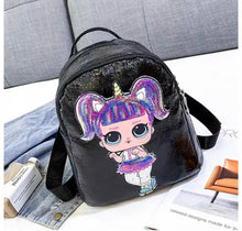Lol mini backpack Unicorn style
