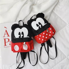 Minnie and Mickey mini blackpack