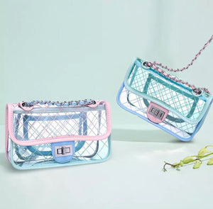 Mommy summer clear bag