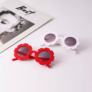 Flowers sunglasses