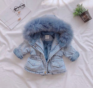 Suri Fur Coat / jacket