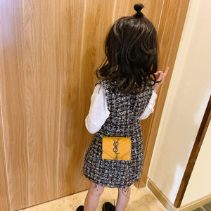 Kids girls y mini bag
