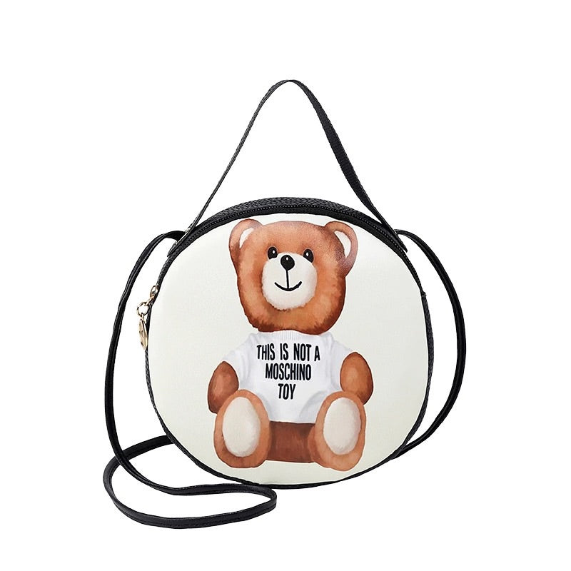 Mini toys teddy bag