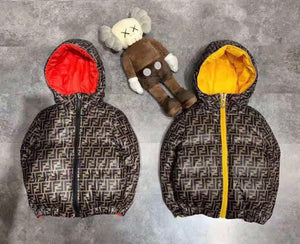 Kids fashion coat