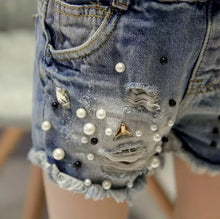 Pearls  Girls Short