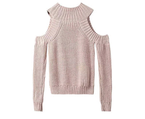 Crop top mommy sweater
