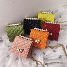 Women's women's pearls bag