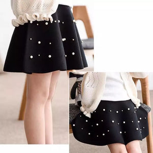 Pearls skirts