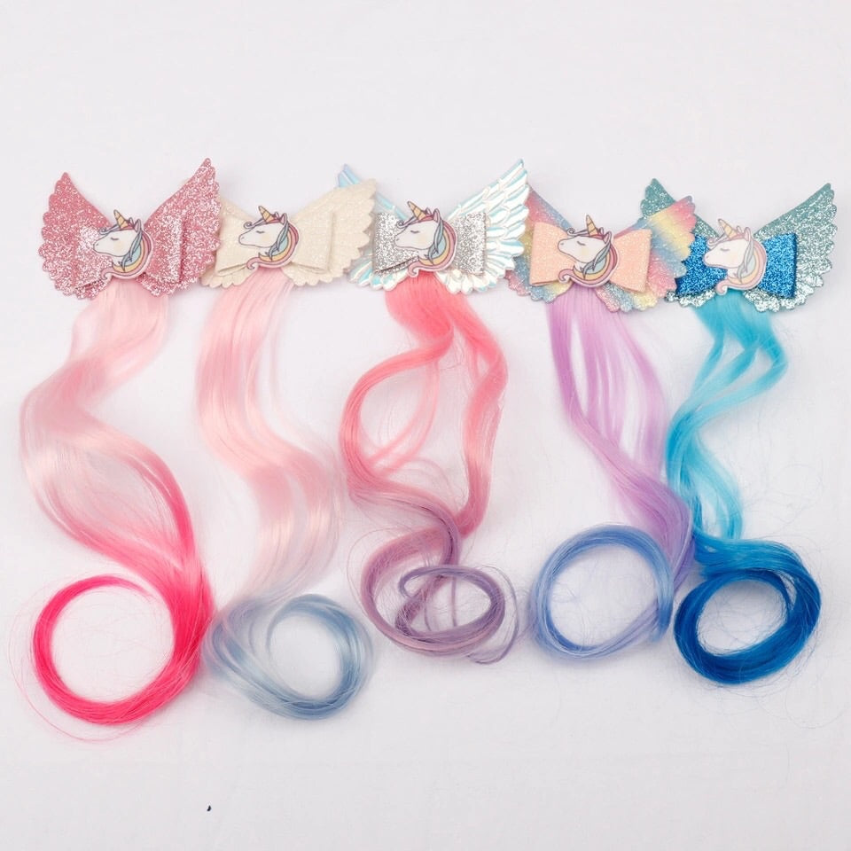 Unicorn hair Accesories