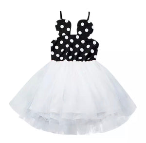 Polka Dots M&M Dress
