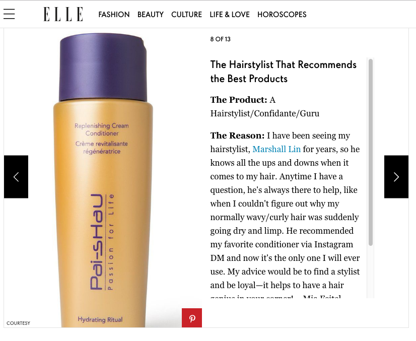 Pai-Shau Replenishing Cream Conditioner in Elle
