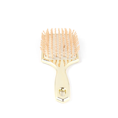 Soft Bristle Paddle Hair Brush