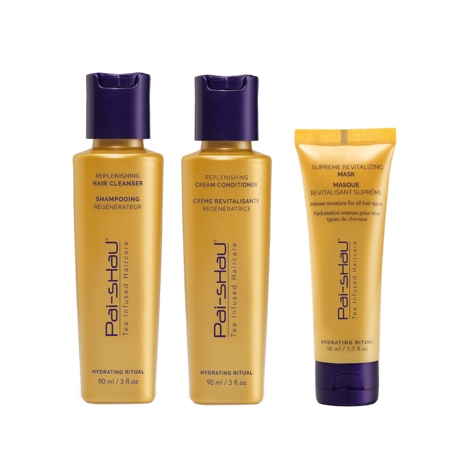 Buy 2 Get 1: Opulent Volume Hair Cleanser
