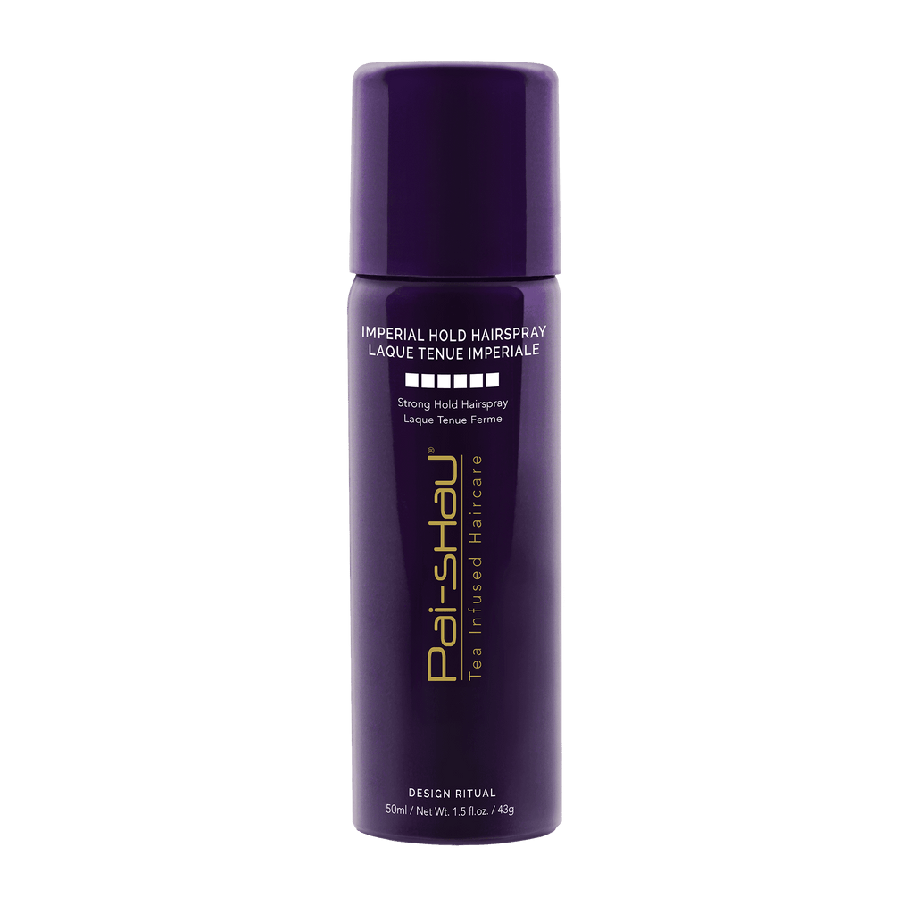 best hairspray for curly hair - Pai-Shau