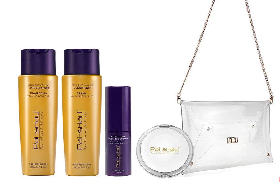 Mini Volume *TEA*ser Set - Pai-Shau