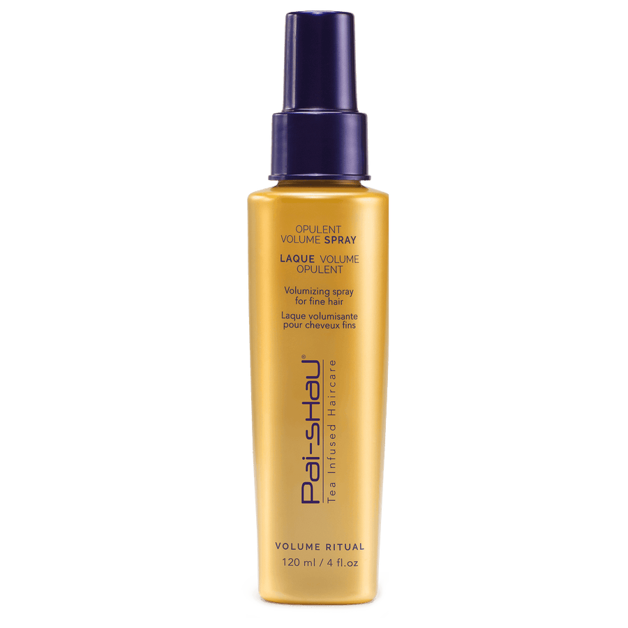 volumizing hair spray for thin hair - Pai Shau