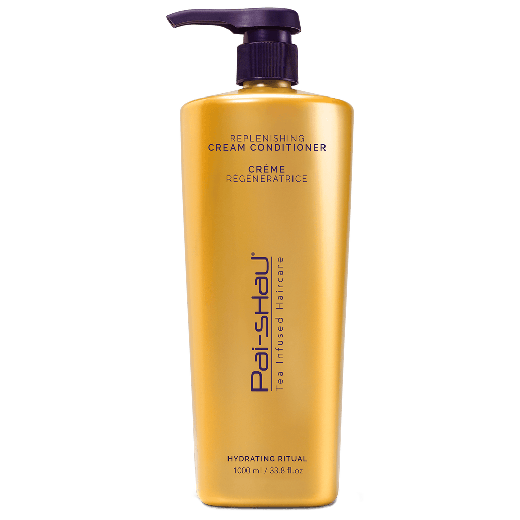 Conditioner to strengthen hair - Pai-Shau