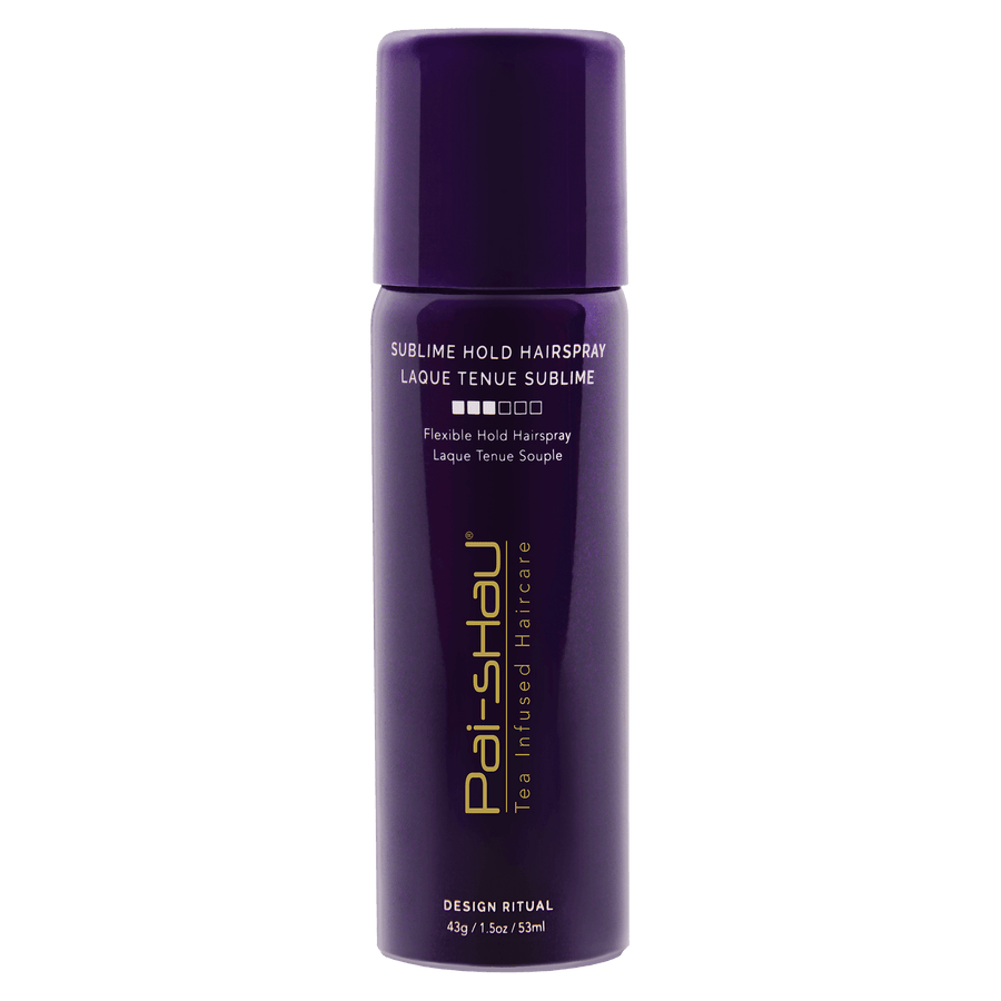 best hold hair spray - Pai-Shau