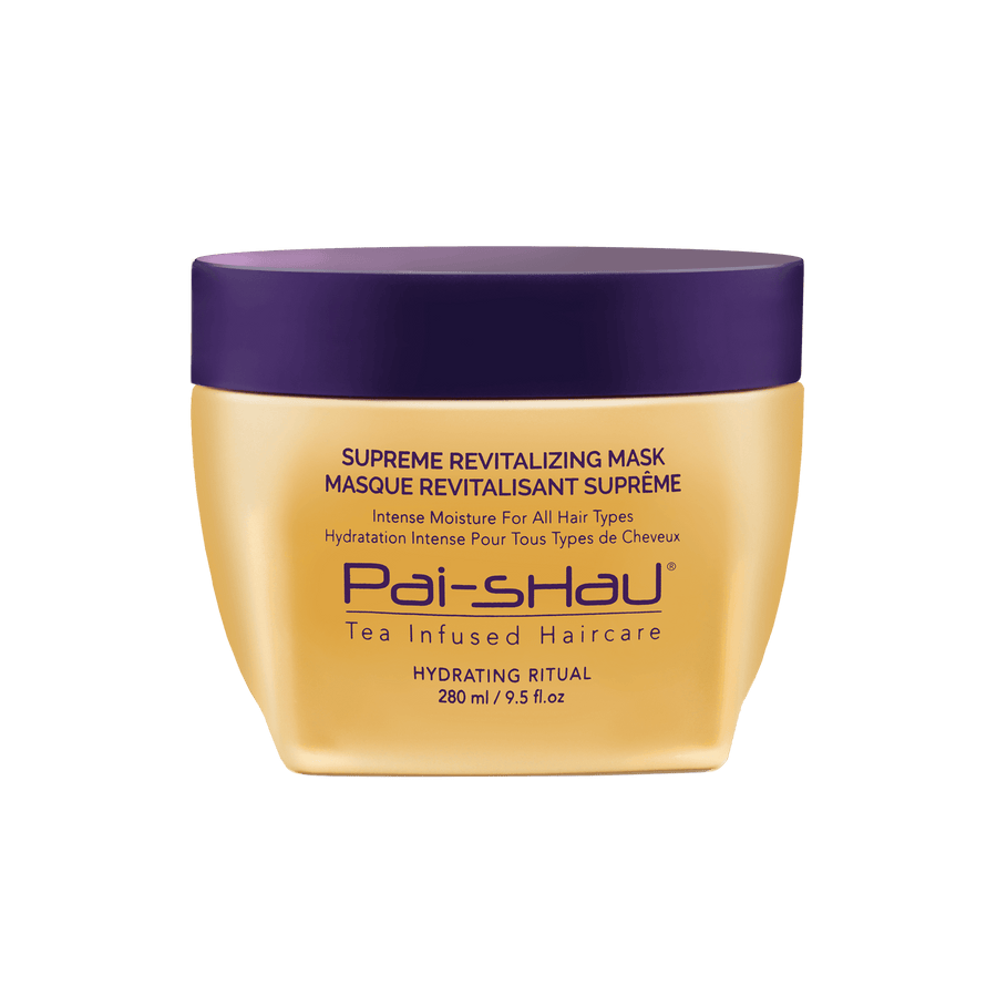 moisturizing mask for hair - Pai Shau