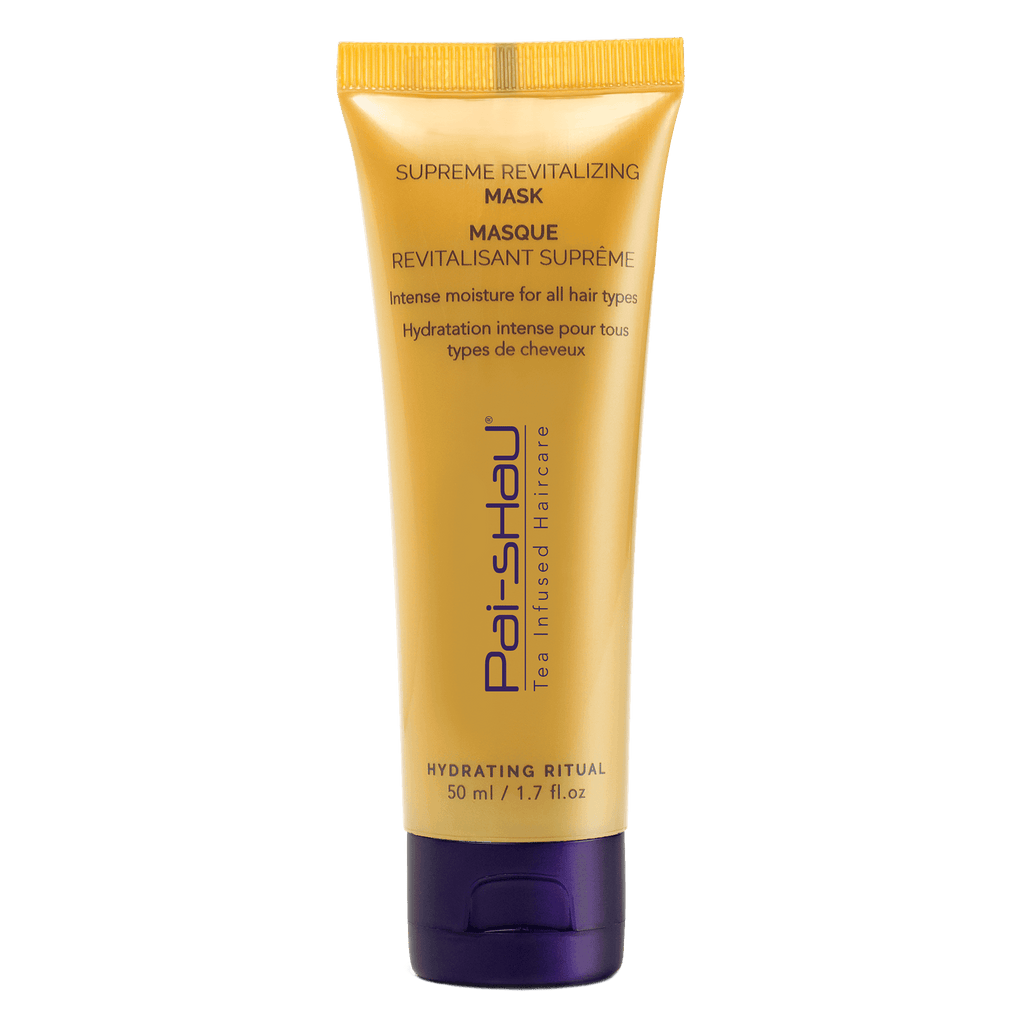 moisturizing mask for hair - Pai-Shau