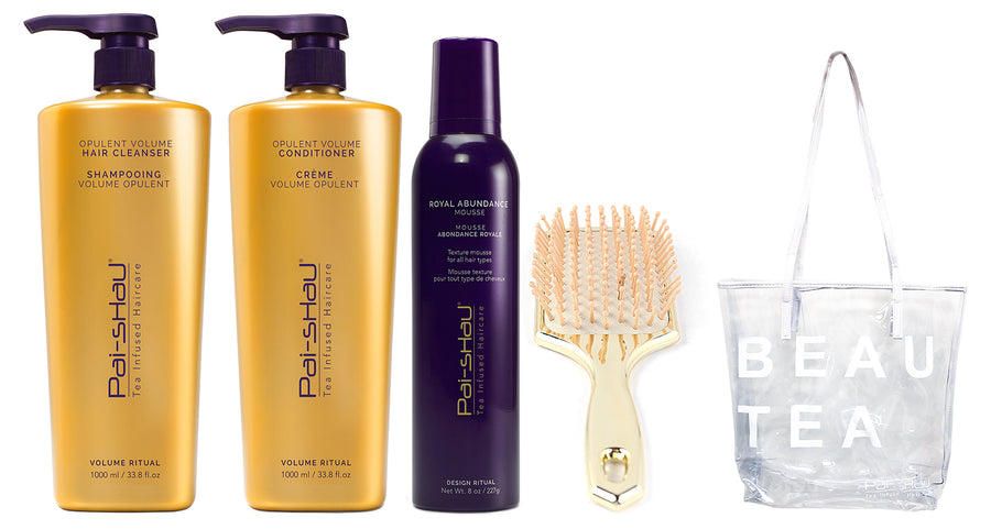 Volume *TEA*ser Set - Pai-Shau
