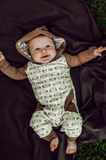 Maverick Car Hooded Romper