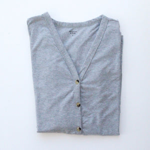Light Grey Women's Cardigans