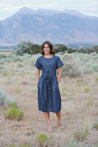 Mariner Denim Chambray Women's Dress
