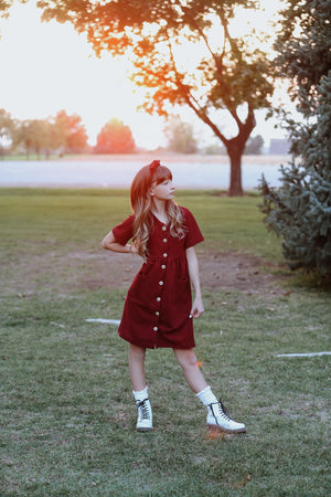 Newberry Ruby Dress