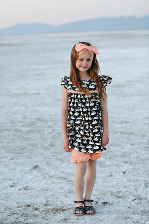 Fernie Swan Baby Doll Dress/Tunic