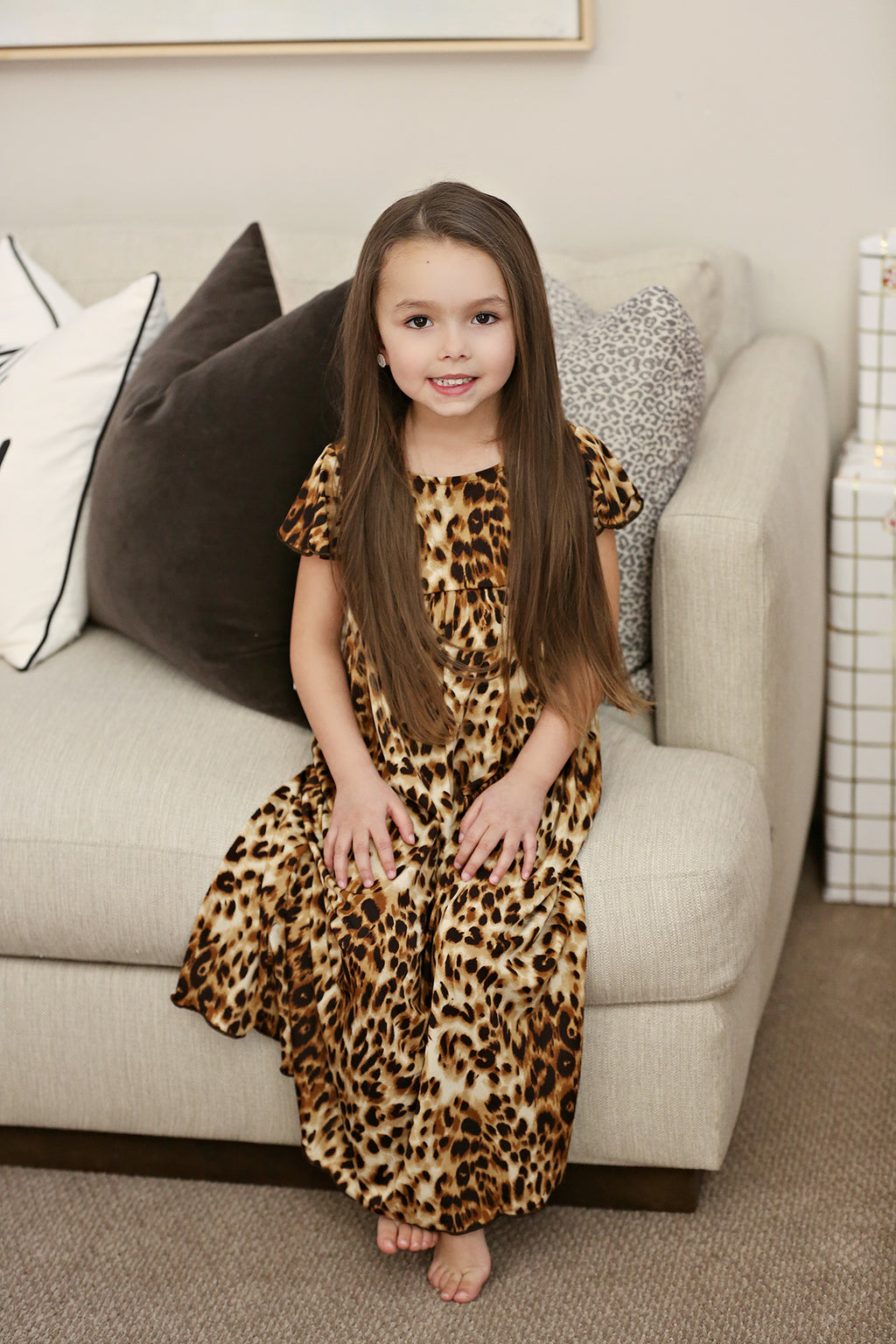 Echo Leopard Night Dress