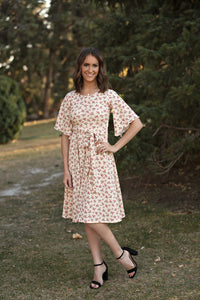 Holly Cream Women's Dress