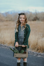 Scout Hunter Green Dress